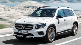 Mercedes Benz GLB